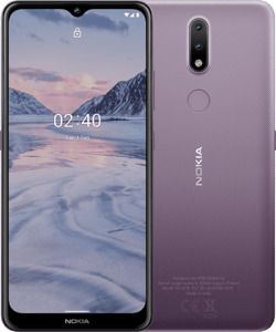 nokia 2 4 front back Dusk Made in India