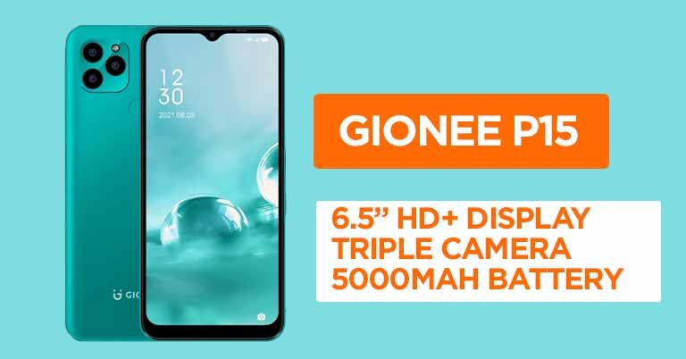 Gionee P15 price in Nepal