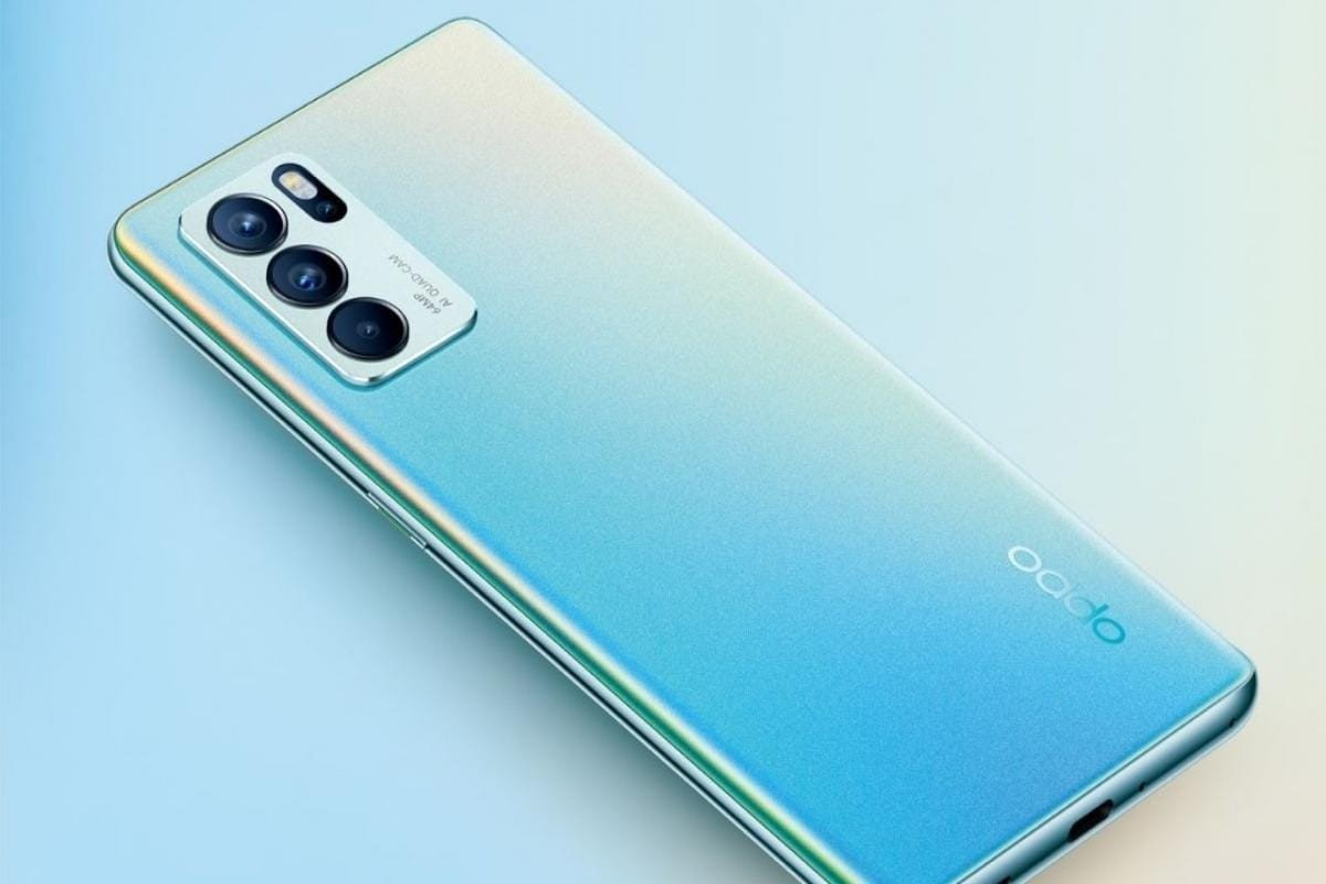 OPPO Reno6 4G Smartphone With Snapdragon 720G Debuts In Indonesia
