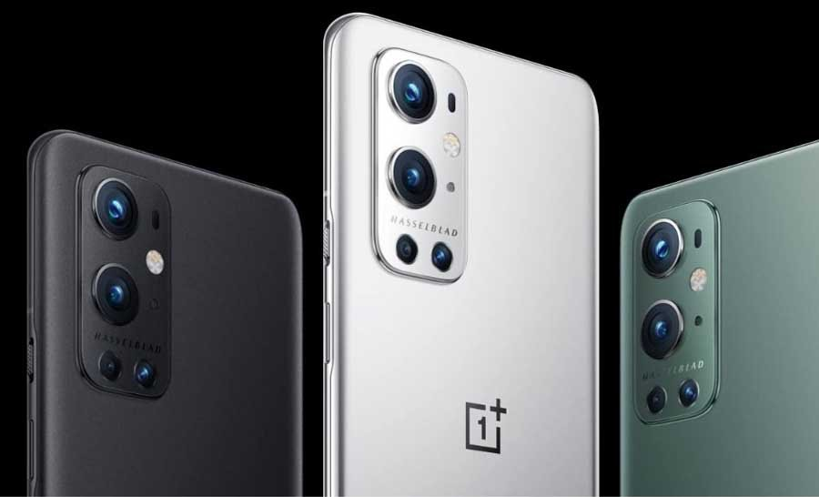 OnePlus 9 Pro Color Options