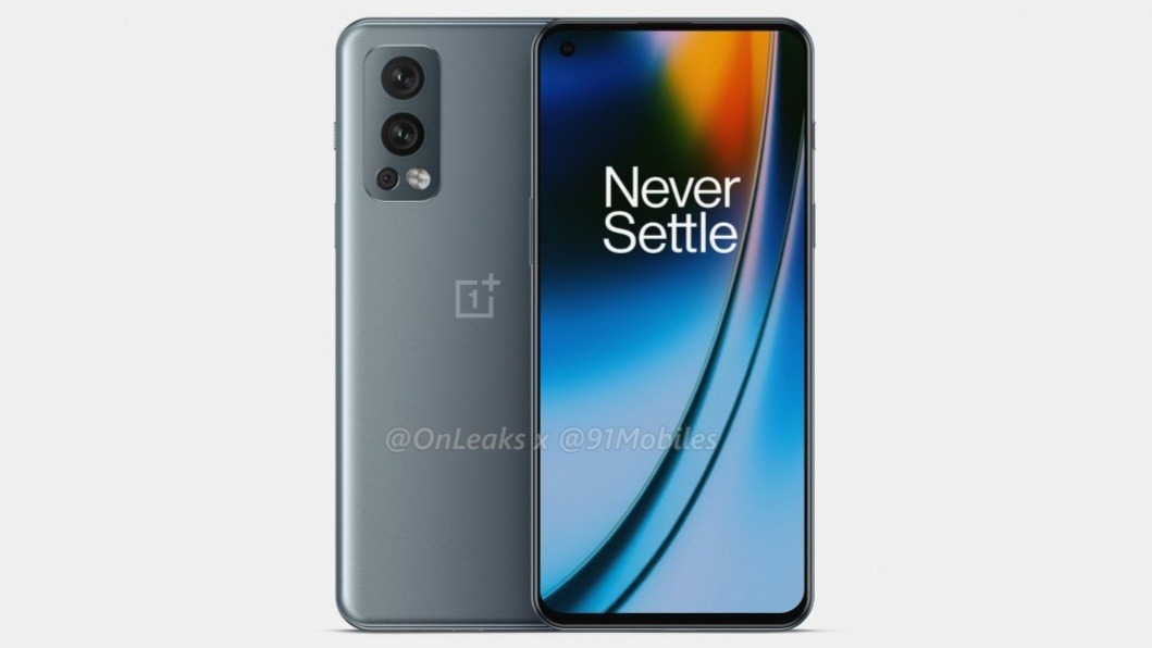 OnePlus Nord 2 Renders From 91 Mobiles