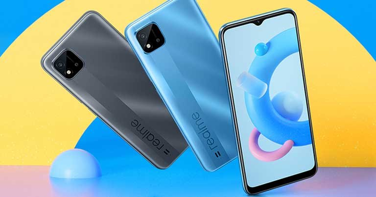 Realme C20 launched