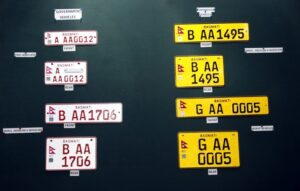 Embossed Number Plates To Be Mandatory For All Vehicles From Shrawan