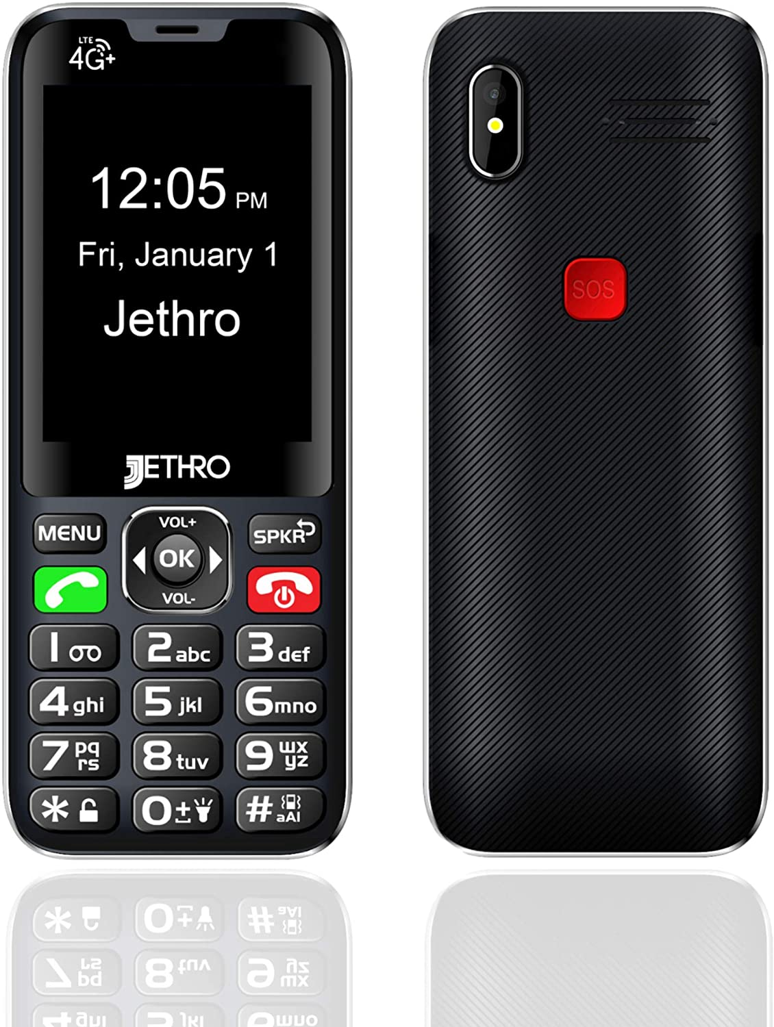 Cell Phone With Limited Numbers To Call