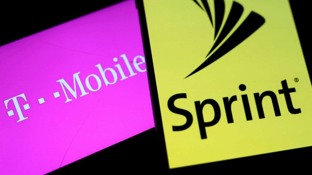 t mobile sprint rt aa
